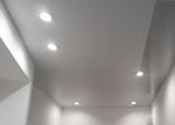 Натяжной потолок матовый белый (Россия)